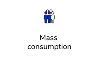 Mass consumption - Tutenlabs