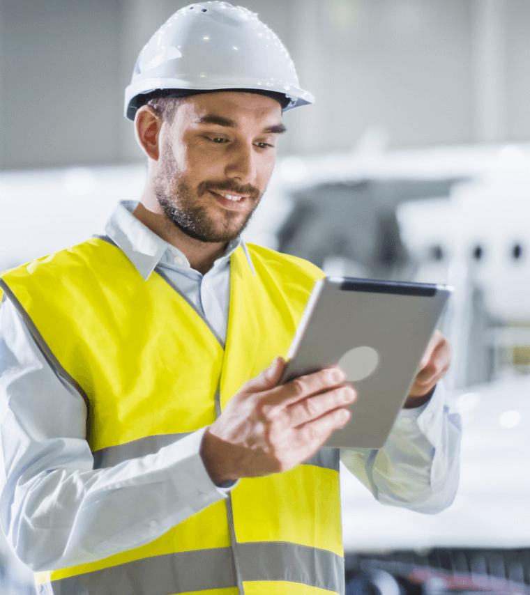 On-site maintenance management
