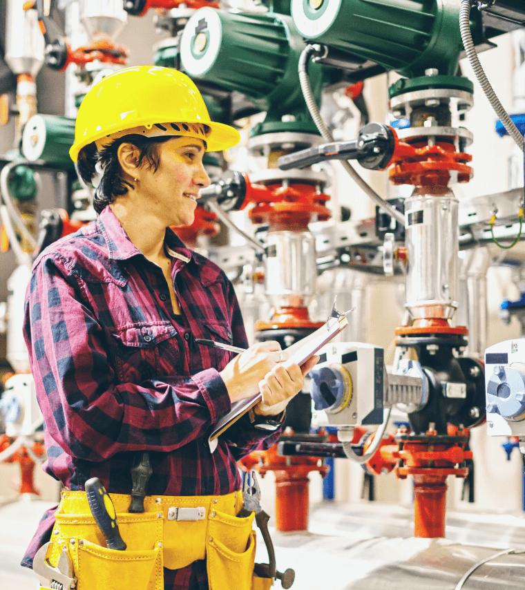 Multi-site maintenance management